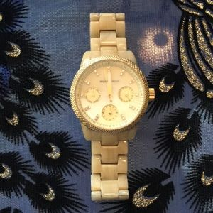 Michael Kors Tortoiseshell Watch